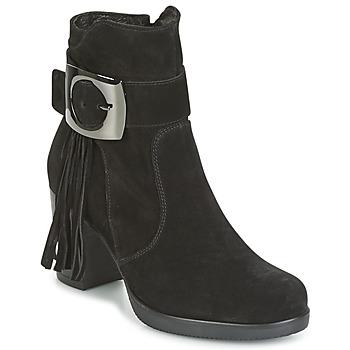kengät Naiset Nilkkurit Samoa MARIEL Black
