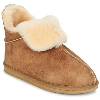 kengät Naiset Tossut Shepherd DANA Brown