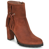 kengät Naiset Nilkkurit Wonders CHANIEL Brown