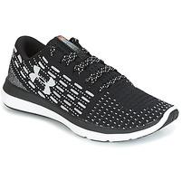 kengät Miehet Juoksukengät / Trail-kengät Under Armour UA SLINGFLEX Black