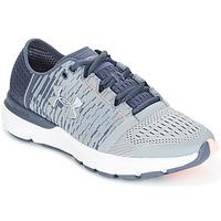 kengät Naiset Juoksukengät / Trail-kengät Under Armour UA W SPEEDFORM GEMINI 3 GR Silver