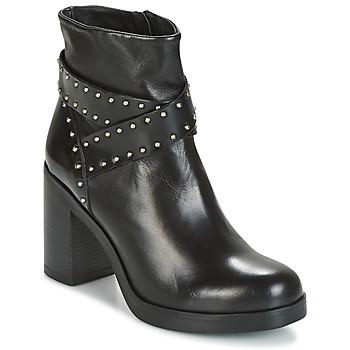 kengät Naiset Nilkkurit Tosca Blu ST.MORITZ Black