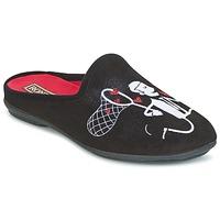 kengät Naiset Tossut Rondinaud YONNE Black