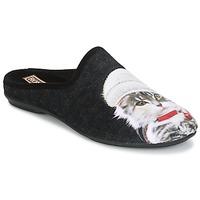 kengät Naiset Tossut Rondinaud MOSELOTTE Black