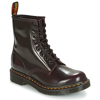 kengät Naiset Bootsit Dr Martens 1460 Red / Cherry
