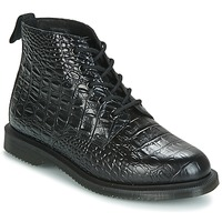 kengät Naiset Bootsit Dr Martens EMMELINE Black