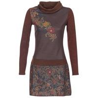 vaatteet Naiset Lyhyt mekko Smash NANCY Brown