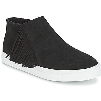 kengät Naiset Bootsit Minnetonka GWEN BOOTIE Musta