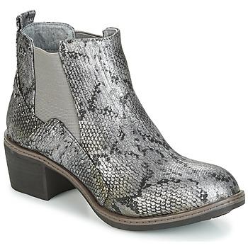 kengät Naiset Nilkkurit LPB Shoes CAROLE Grey