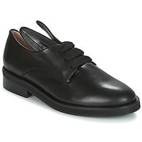 kengät Naiset Derby-kengät Minna Parikka BUNNY LACE UP Black