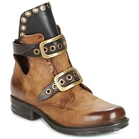 kengät Naiset Bootsit Airstep / A.S.98 SAINT EC BOOT CAMEL