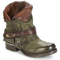 kengät Naiset Bootsit Airstep / A.S.98 SAINT BIKE Kaki