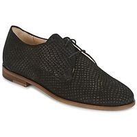 kengät Naiset Derby-kengät M. Moustache EUGENIE Black