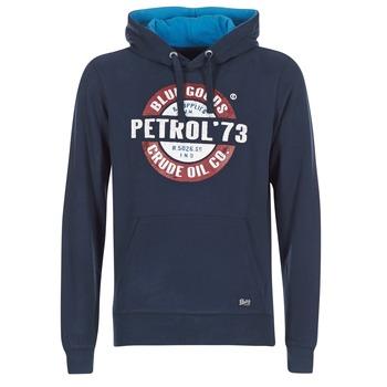 vaatteet Miehet Svetari Petrol Industries JACAR Laivastonsininen