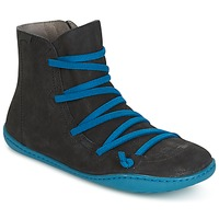 kengät Naiset Bootsit Camper PEU CAMI Black