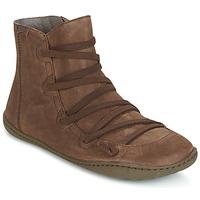 kengät Naiset Bootsit Camper PEU CAMI Brown