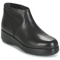 kengät Naiset Bootsit Camper DESSA Musta