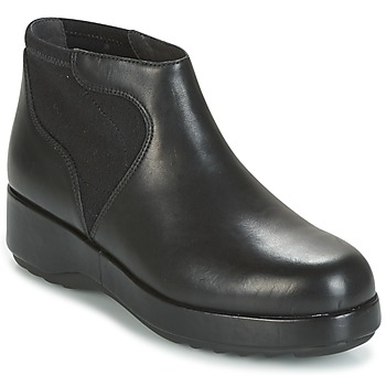 kengät Naiset Bootsit Camper DESSA Black