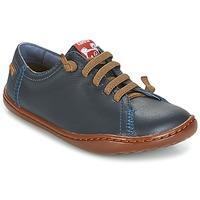 kengät Pojat Derby-kengät Camper PEU CAMI Laivastonsininen