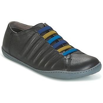 kengät Miehet Derby-kengät Camper TWS Black