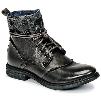 kengät Miehet Bootsit Bunker BONO Grey