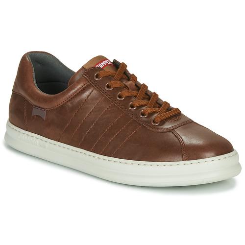 kengät Miehet Matalavartiset tennarit Camper RUNNER 4 Brown