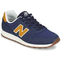 kengät Matalavartiset tennarit New Balance ML373 Blue / Yellow