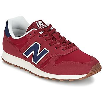 kengät Matalavartiset tennarit New Balance ML373 Red / Blue