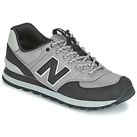 kengät Miehet Matalavartiset tennarit New Balance ML574 Grey