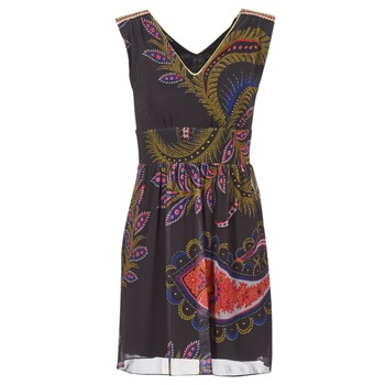 vaatteet Naiset Lyhyt mekko Desigual GERCO Monivärinen