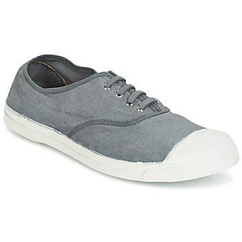 kengät Miehet Matalavartiset tennarit Bensimon TENNIS LACET Grey
