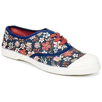 kengät Naiset Matalavartiset tennarit Bensimon TENNIS LIBERTY Laivastonsininen