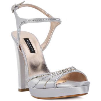 kengät Naiset Sandaalit ja avokkaat Albano RASO ARGENTO Grigio