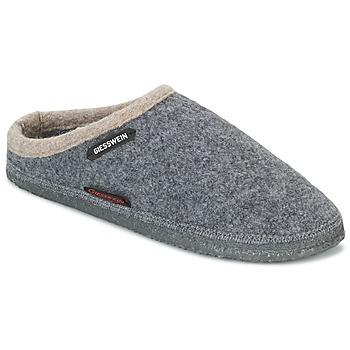 kengät Naiset Tossut Giesswein DANNHEIM Grey