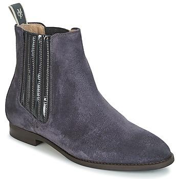 kengät Naiset Bootsit Marc O'Polo PRAGUE 2 Laivastonsininen