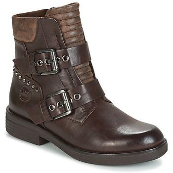 kengät Naiset Bootsit Marco Tozzi POUDREE Brown