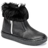 kengät Tytöt Bootsit Citrouille et Compagnie HOUPI Black