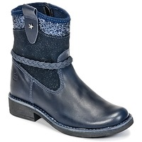 kengät Tytöt Bootsit Citrouille et Compagnie HAYO Blue