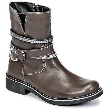 kengät Tytöt Bootsit Citrouille et Compagnie HASU Grey