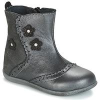 kengät Tytöt Bootsit Citrouille et Compagnie HOPETTE Grey