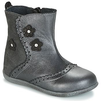 kengät Tytöt Bootsit Citrouille et Compagnie HOPETTE Harmaa
