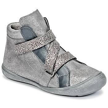 kengät Tytöt Bootsit Citrouille et Compagnie HISSOU Grey