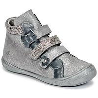 kengät Tytöt Bootsit Citrouille et Compagnie HODIL Grey