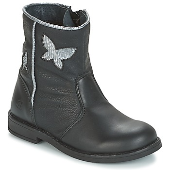kengät Tytöt Bootsit Citrouille et Compagnie HORELI Black