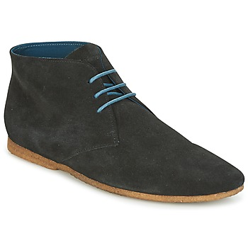 kengät Miehet Bootsit Schmoove CREPS DESERT Black