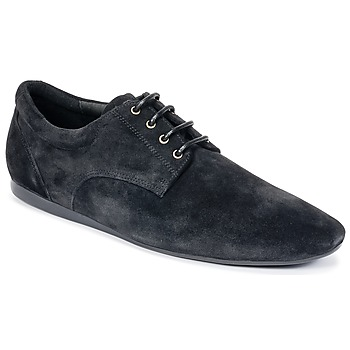 kengät Miehet Derby-kengät Schmoove FIDJI NEW DERBY Black