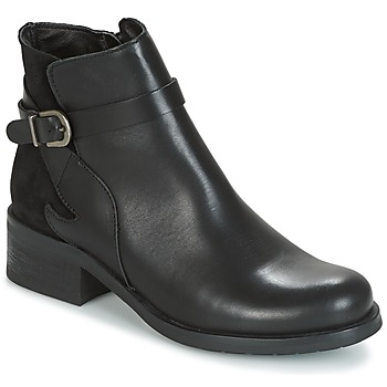 kengät Naiset Bootsit Betty London HARRIS Black