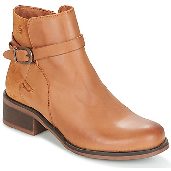 kengät Naiset Nilkkurit Betty London HEYLEY Camel