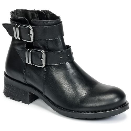 kengät Naiset Bootsit Betty London HELIDI Black