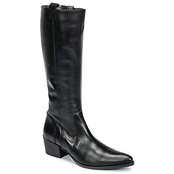 kengät Naiset Saappaat Betty London HABI Black